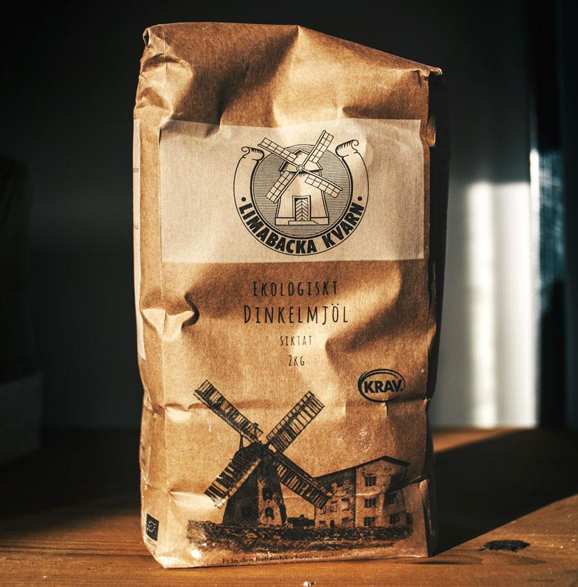 Dinkel Siktat Mjöl 12.5 kg