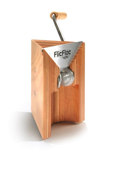 FlicFloc – handvev
